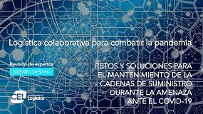 Foto de El CEL convoca a expertos en Logística y Transporte ante la crisis del coronavirus