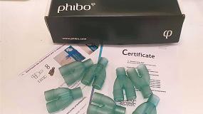Foto de Grupo Phibo produce piezas para respiradores hospitalarios para ayudar en la lucha contra el COVID-19