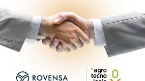 Foto de Grupo Agrotecnología se incorpora al Grupo Rovensa