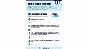 Foto de El Ayuntamiento de Madrid lanza una guía de buenas prácticas para fomentar la seguridad en las comunidades de vecinos
