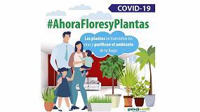 Foto de Iberflora se suma a la campaña #AhoraFloresyPlantas en apoyo al sector verde