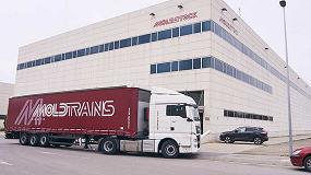 Foto de El Grupo Moldtrans mantiene su actividad para garantizar el flujo de mercancías a la cadena de suministro