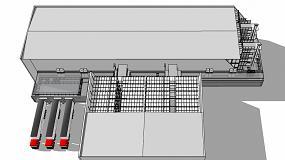 Foto de CAPSA integra fabricación y logística ganando espacio y agilidad con Swisslog