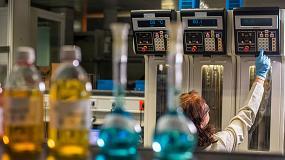 Foto de El Repsol Technology Lab inicia la fabricación de gel hidroalcohólico, que dona a hospitales