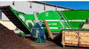 Foto de Europa-Parts suministra nuevos equipos de separación de impropios para compost y biomasa