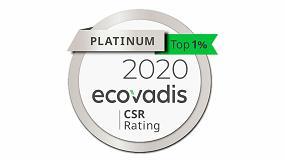 Foto de Toyota Material Handling Europe obtiene el galardón Ecovadis Platinum