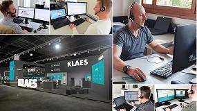 Foto de Klaes convoca la 'Klaes web Fensterbau'