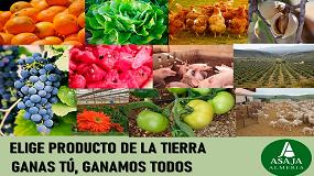 Foto de ASAJA-Almería lanza una campaña para poner en valor el sector agroalimentario