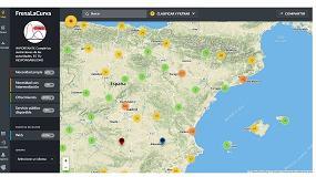 Foto de Un mapa de geolocalización permite crear redes vecinales de ayuda en barrios y municipios