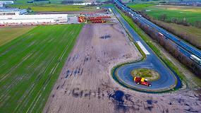 Foto de Grimme estrena pista de ensayos para cosechadoras autopropulsadas