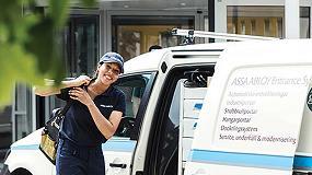 Foto de Assa Abloy Entrance Systems continúa con su actividad en España colaborando con los servicios esenciales
