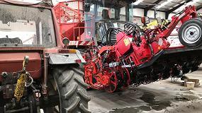 Foto de El sector de la maquinaria agrícola se ajusta a la demanda imprescindible