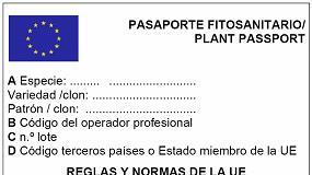 Foto de El MAPA publica nuevos modelos de etiquetas y pasaportes fitosanitarios para frutales