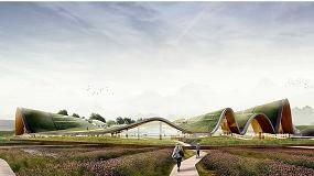 Foto de Ya hay ganadores del concurso internacional de arquitectura Manni Group Design Award: Xi'an Train Station