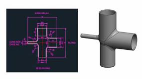 Foto de HP colabora con el Hospital Príncipe de Asturias en la fabricación de un circuito respiratorio para pacientes con COVID-19