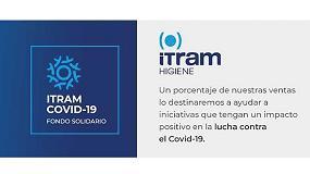 Foto de Itram Higiene crea el fondo solidario ITRAM COVID-19