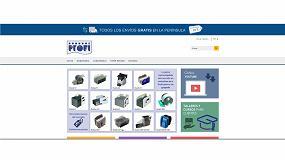 Foto de Profi apoya a sus clientes con su plataforma de compra online de productos para el manipulado de papel