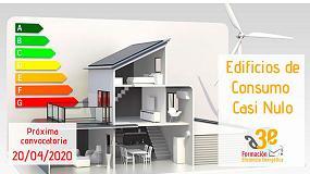 Foto de A3e pone en marcha una nueva convocatoria del curso de Edificios de Consumo Casi Nulo (ECCN)