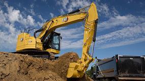 Foto de La excavadora Cat 325 de última generación aumenta el rendimiento, la productividad y la seguridad