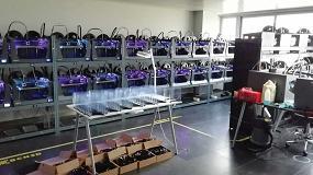 Foto de BCN3D entregará este abril más de 4.000 viseras impresas en 3D a sanitarios
