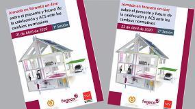 Foto de Fenercom y Fegeca organizan la Jornada 'Presente y futuro de la calefacción y acs' en formato on-line