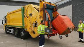 Foto de Actualizar los vehículos de recogida de RSU con FuelSense 2.0 de Allison reduce un 8,85% el consumo de combustible