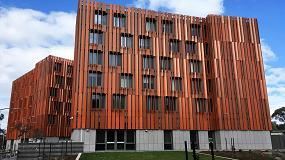 Foto de Swisspacer en la Residencia de estudiantes Gillies Hall, Frankston, Australia