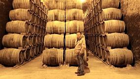 Foto de Entrevista a John Holmwood, exportador de vino español