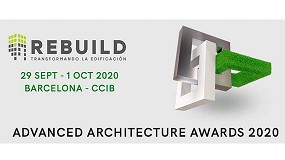Foto de Convocados los Advanced Architecture Awards 2020
