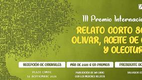 Foto de Abierto el plazo para presentarse al III Premio Internacional de Relato Corto sobre Olivar
