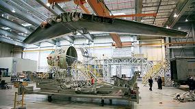 Foto de Caída de las operaciones y cadencias de fabricación en el sector aeronáutico por el COVID-19