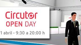 Foto de Circutor Open Day, feria virtual para conocer las novedades y oportunidades del sector y de la marca