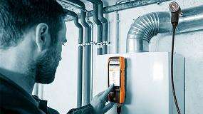 Foto de Conectividad, movilidad y facilidad de uso marcan las tendencias de los equipos de medición para el sector HVAC/R