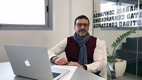 Foto de Entrevista a Alberto Linares, gerente de Ventanas Nuez