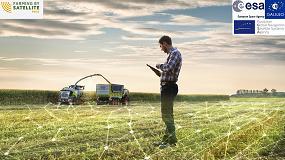 Foto de Claas premia a jóvenes investigadores en agricultura vía satélite