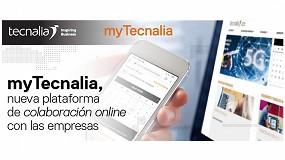 Foto de MyTecnalia, nueva plataforma de colaboración online con las empresas