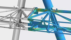 Foto de Altair SimSolid, innovación en el diseño estructural para AEC