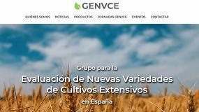 Foto de La red GENVCE presenta su nueva página web