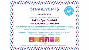 Foto de FAT, distinguida como empresa con valor social por ShareEvents