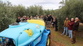 Foto de Dosificación de productos fitosanitarios a los olivos: Sistema Dosaolivar
