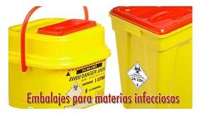 Foto de Aidimme homologa los embalajes para contener los residuos del COVID-19 procedentes de centros sanitarios