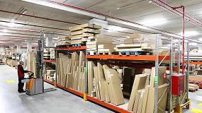 Foto de AR Racking equipa el nuevo almacén de Conforama