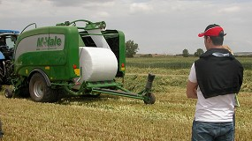 Foto de Agricultura reduce el paro en el primer trimestre hasta el estado de alarma
