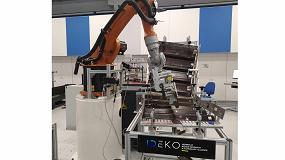 Foto de Soluciones robóticas y sistemas de visión avanzados para una industria más productiva, eficiente y automatizada