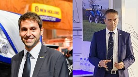 Foto de Francesco Zazzetta sustituye a Riccardo Angelini como director general de New Holland España
