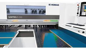 Foto de Homag garantiza máxima productividad en el corte del tablero