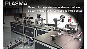 Foto de Demostradores 4.0 para la estrategia de digitalización de la industria metalmecánica, de la madera y el mueble