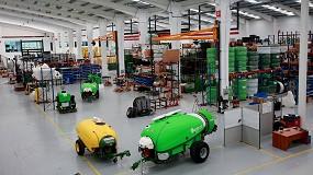 Foto de Pulverizadores Fede pone en marcha sus nuevas instalaciones