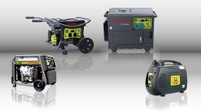 Foto de Pramac presenta una nueva gama de generadores para el ocio, uso doméstico y bricolaje