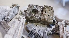 Foto de Zorba de alta calidad y mínimo contenido de magnesio con Tomra Sorting Recycling